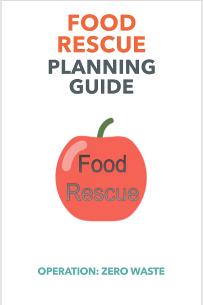 food rescue planning guide